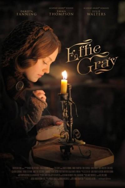 Caratula, cartel, poster o portada de Effie Gray