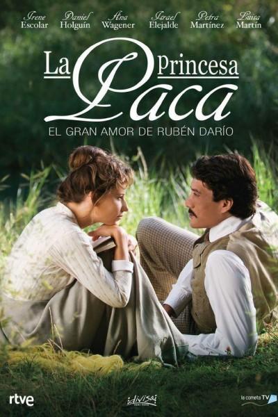 Caratula, cartel, poster o portada de La princesa Paca