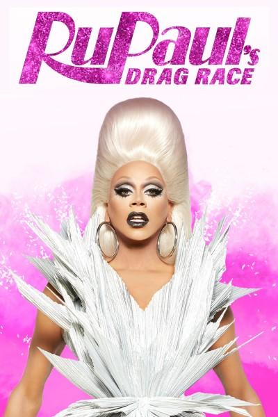 Caratula, cartel, poster o portada de RuPaul: Reinas del drag