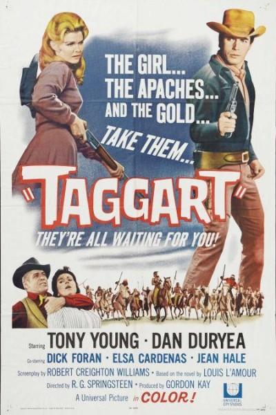 Caratula, cartel, poster o portada de Taggart