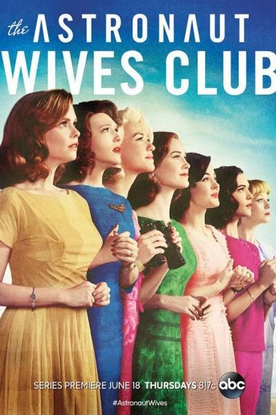 Caratula, cartel, poster o portada de The Astronaut Wives Club