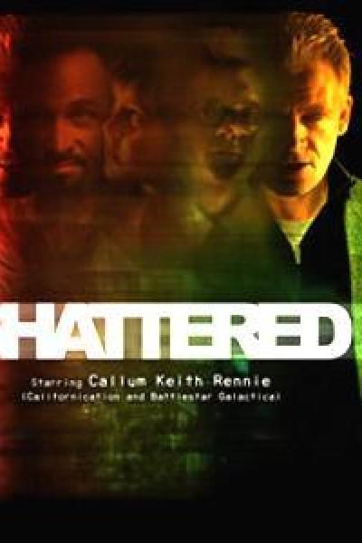Caratula, cartel, poster o portada de Shattered