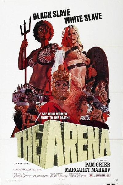 Caratula, cartel, poster o portada de The Arena (Naked Warriors)