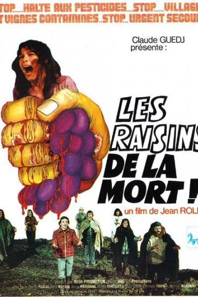 Caratula, cartel, poster o portada de Las uvas de la muerte