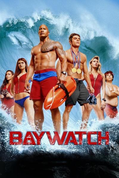 Caratula, cartel, poster o portada de Baywatch: Los vigilantes de la playa