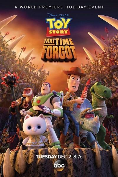 Caratula, cartel, poster o portada de Toy Story: El tiempo perdido