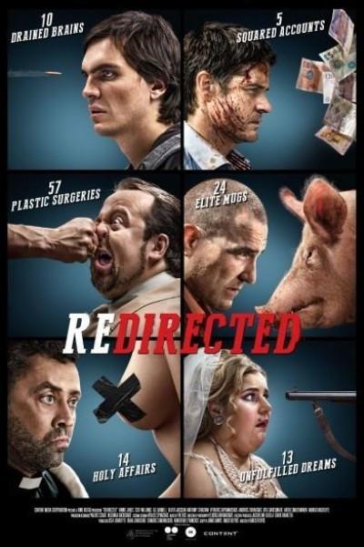 Caratula, cartel, poster o portada de Redirected