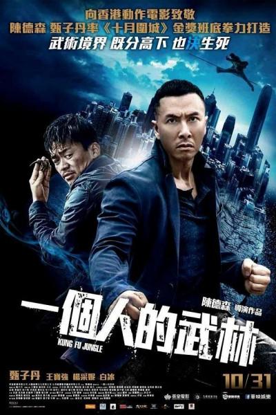 Caratula, cartel, poster o portada de Kung Fu Jungle