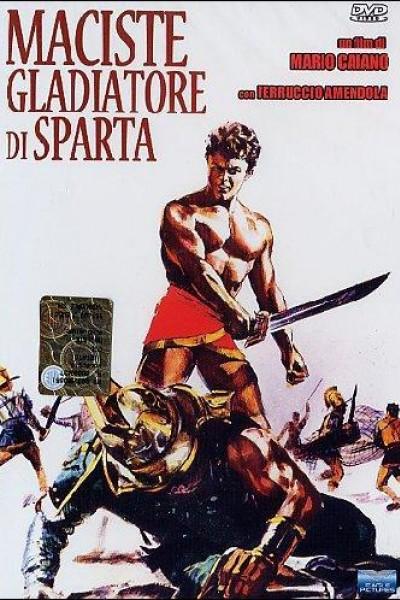 Caratula, cartel, poster o portada de Maciste, gladiador de Esparta