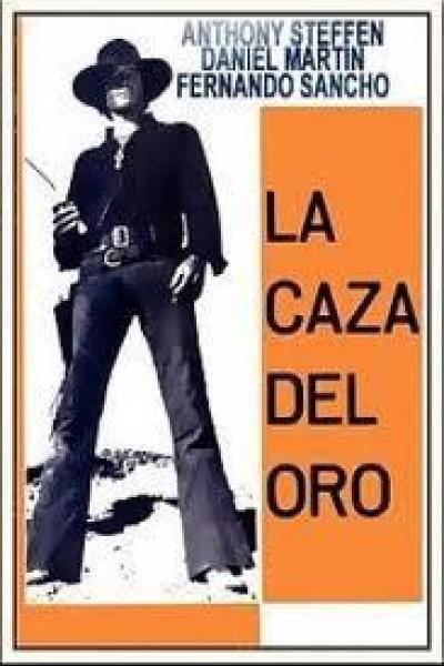 Caratula, cartel, poster o portada de La caza del oro