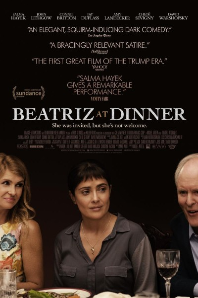 Caratula, cartel, poster o portada de Beatriz at Dinner