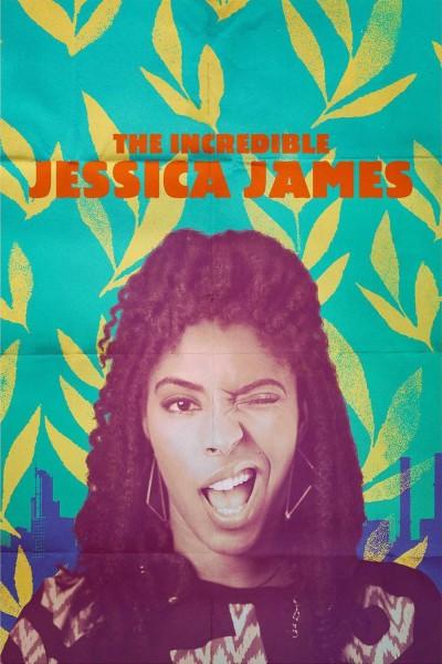 Caratula, cartel, poster o portada de La increíble Jessica James
