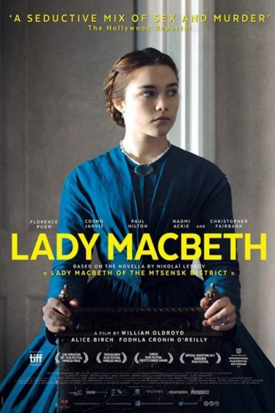 Caratula, cartel, poster o portada de Lady Macbeth