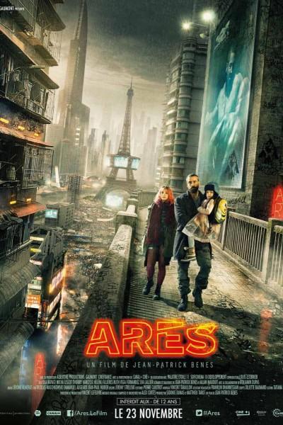 Caratula, cartel, poster o portada de Arès