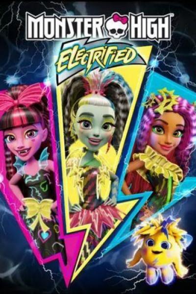 Caratula, cartel, poster o portada de Monster High: Electrificadas