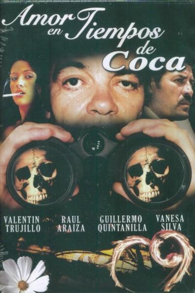 Caratula, cartel, poster o portada de Amor en tiempos de coca