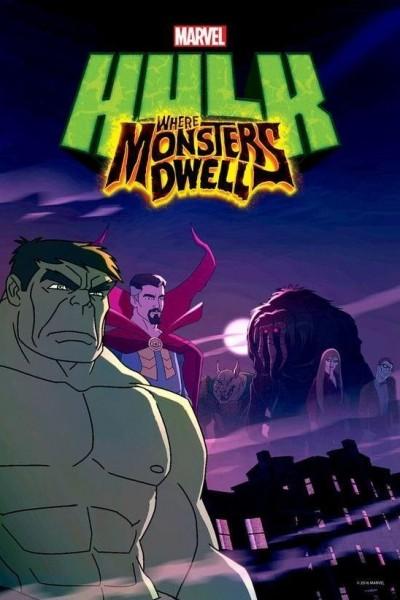 Caratula, cartel, poster o portada de Hulk: Where Monsters Dwell