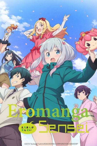 Caratula, cartel, poster o portada de Eromanga Sensei