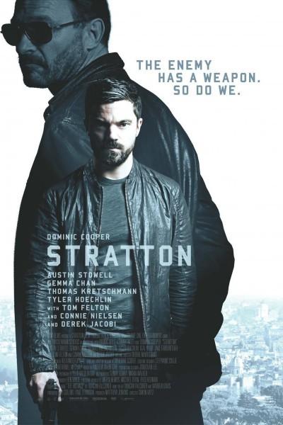 Caratula, cartel, poster o portada de Stratton