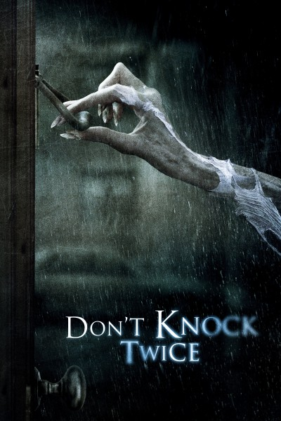 Caratula, cartel, poster o portada de Don\'t Knock Twice