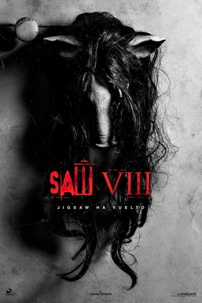 Caratula, cartel, poster o portada de Saw VIII