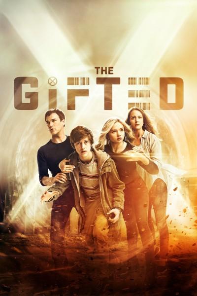 Caratula, cartel, poster o portada de The Gifted: Los elegidos