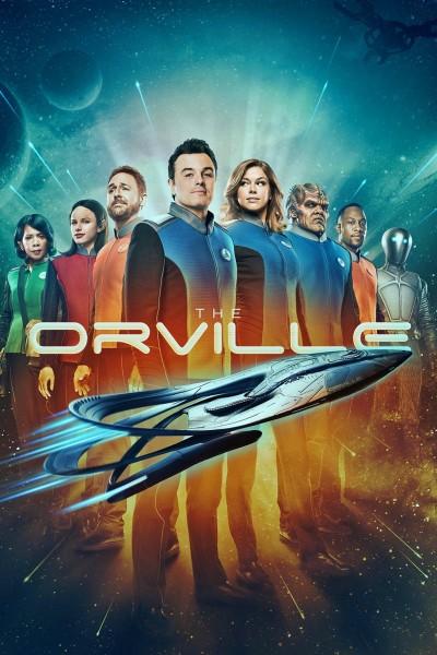 Caratula, cartel, poster o portada de The Orville