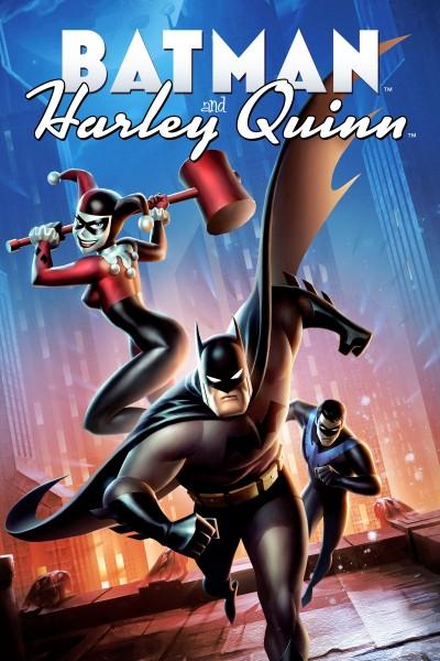 Caratula, cartel, poster o portada de Batman y Harley Quinn