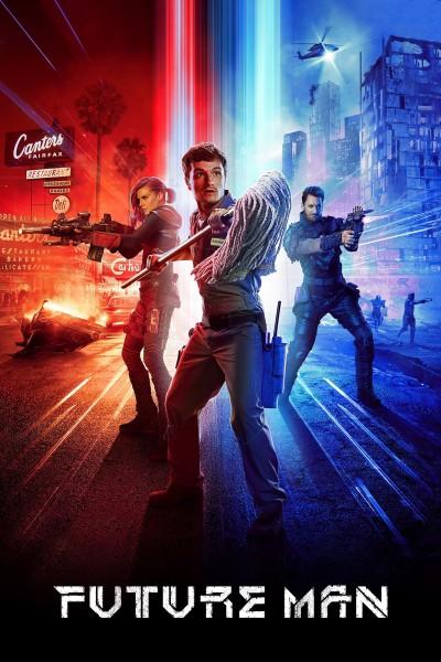 Caratula, cartel, poster o portada de Future Man