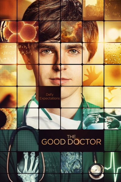 Caratula, cartel, poster o portada de The Good Doctor