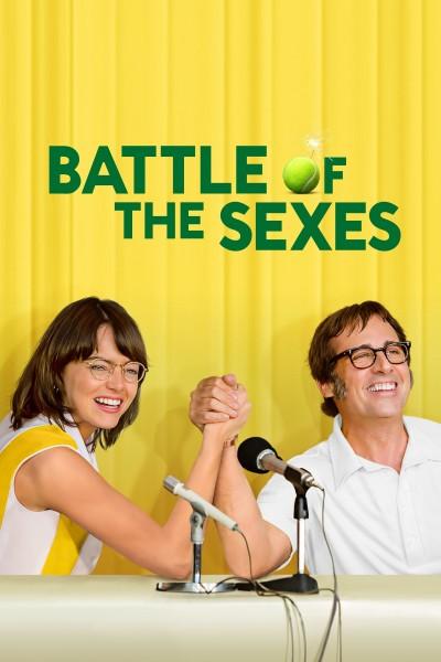 Caratula, cartel, poster o portada de La batalla de los sexos