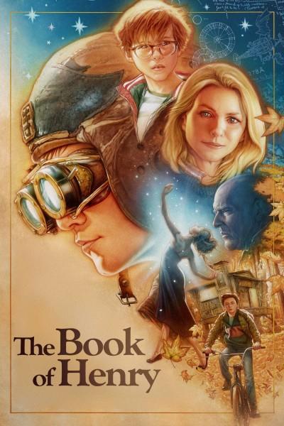 Caratula, cartel, poster o portada de El libro secreto de Henry