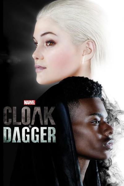 Caratula, cartel, poster o portada de Cloak & Dagger