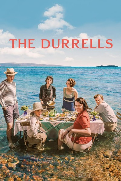 Caratula, cartel, poster o portada de Los Durrell