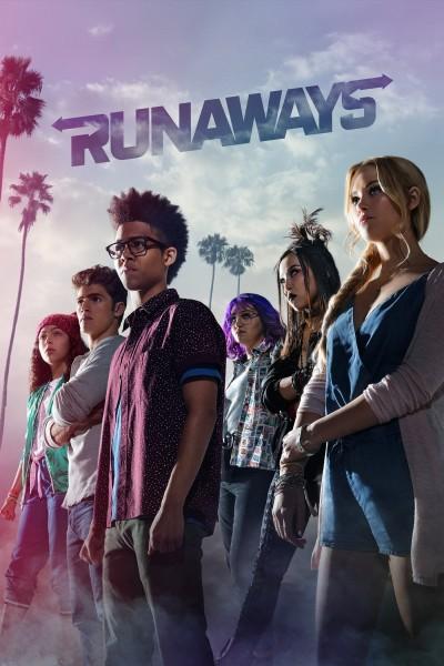Caratula, cartel, poster o portada de Runaways