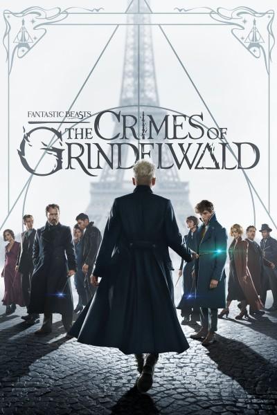 Caratula, cartel, poster o portada de Animales fantásticos: Los crímenes de Grindelwald