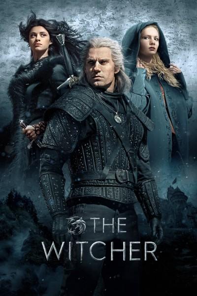 Caratula, cartel, poster o portada de The Witcher