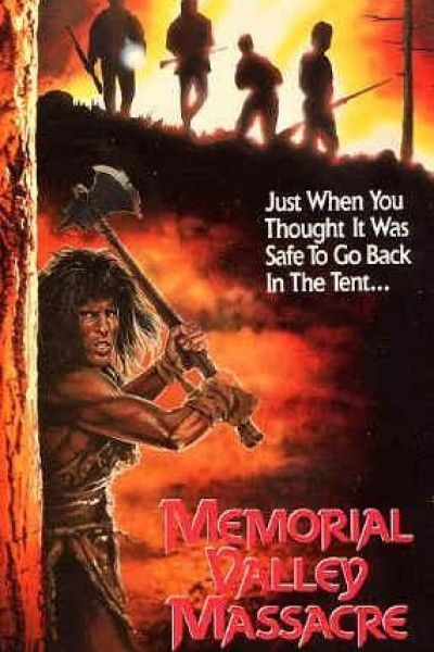 Caratula, cartel, poster o portada de Masacre en Memorial Valley