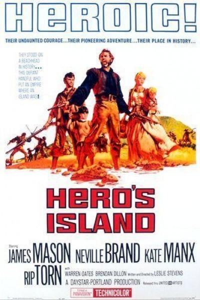 Caratula, cartel, poster o portada de Hero\'s Island