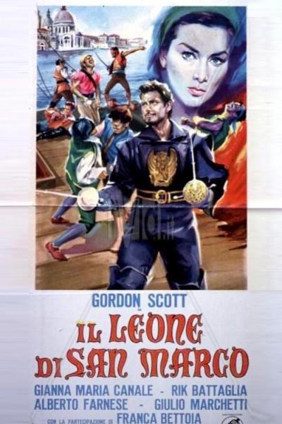 Caratula, cartel, poster o portada de El León de San Marcos