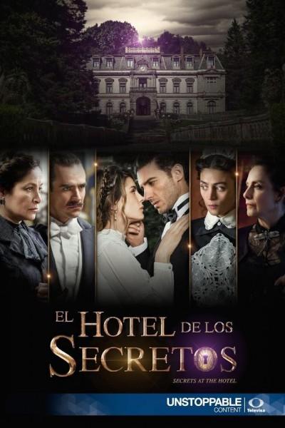 Caratula, cartel, poster o portada de El hotel de los secretos