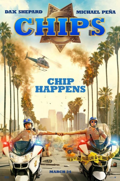 Caratula, cartel, poster o portada de CHiPs, loca patrulla motorizada