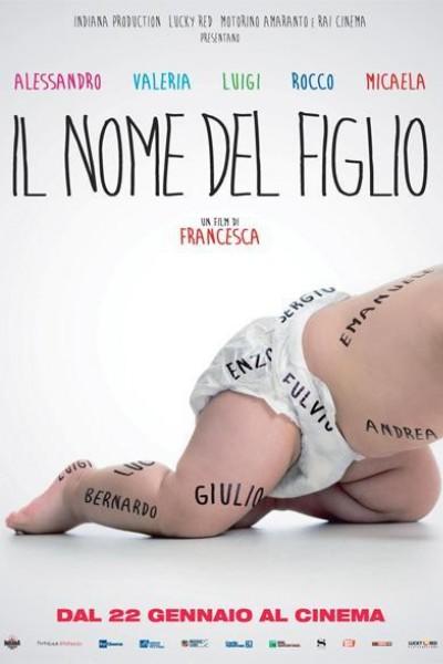 Caratula, cartel, poster o portada de El nombre del bambino