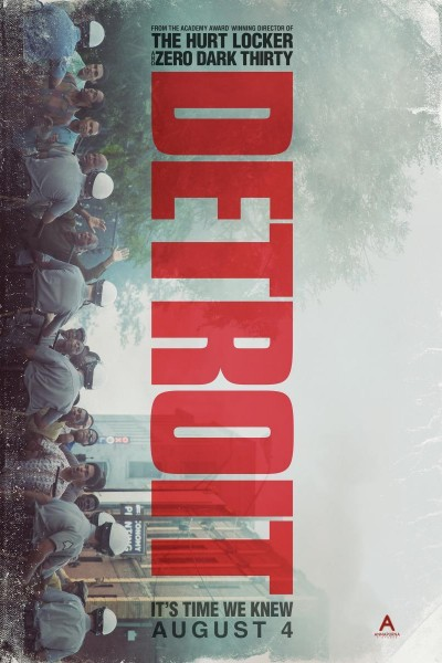 Caratula, cartel, poster o portada de Detroit