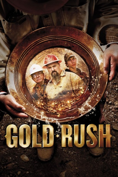 Caratula, cartel, poster o portada de La Fiebre del Oro