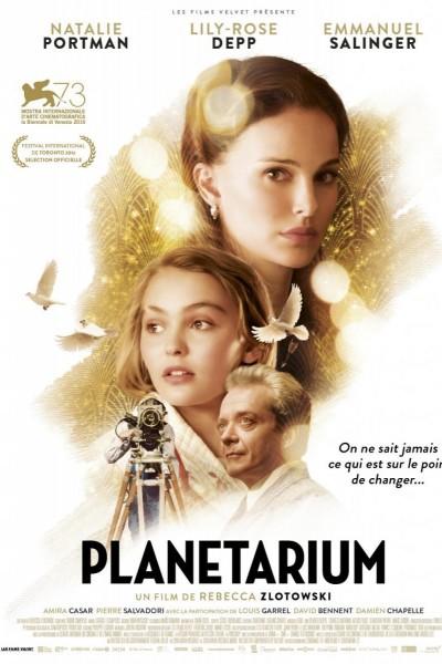 Caratula, cartel, poster o portada de Planetarium