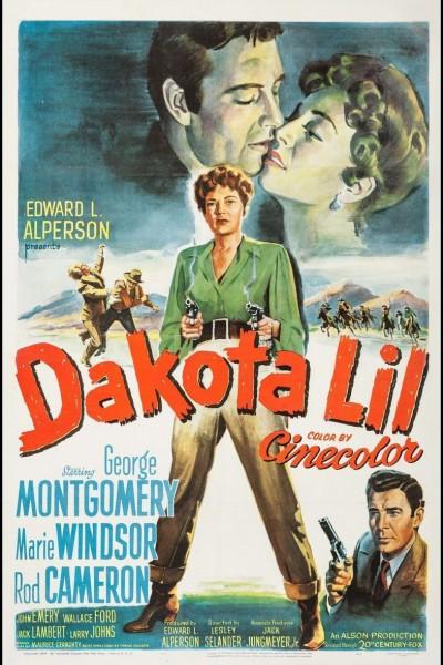 Caratula, cartel, poster o portada de Dakota Lil