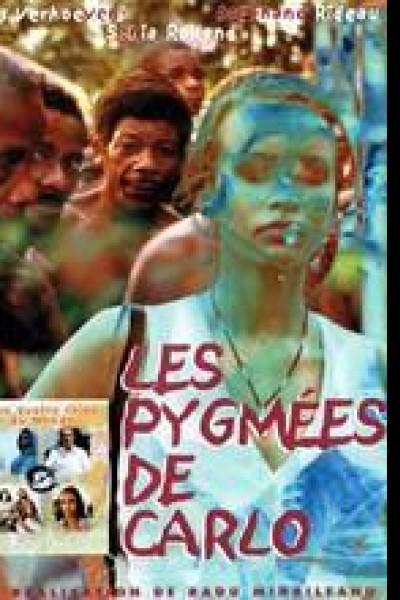 Caratula, cartel, poster o portada de Les pygmées de Carlo