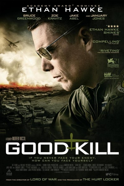 Caratula, cartel, poster o portada de Good Kill