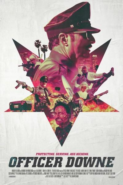 Caratula, cartel, poster o portada de Officer Downe